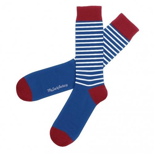 chaussettes-rayees-bleu-electric-frat-boys