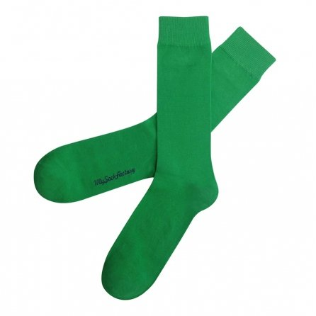 chaussettes-unies-vert-petant-green-grass-presentation-produit-plat