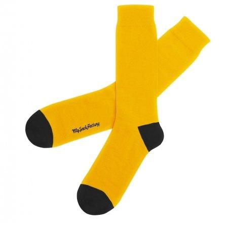 two-tones-yellow.and-black-socks-new-york-cab