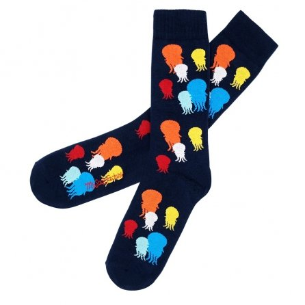 muster-socken-Oktopus-poulpes-fiction