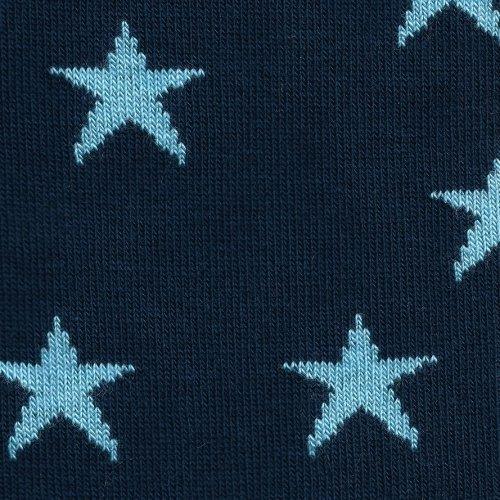 socquettes-colorees-motifs-etoiles-mini-magic-night
