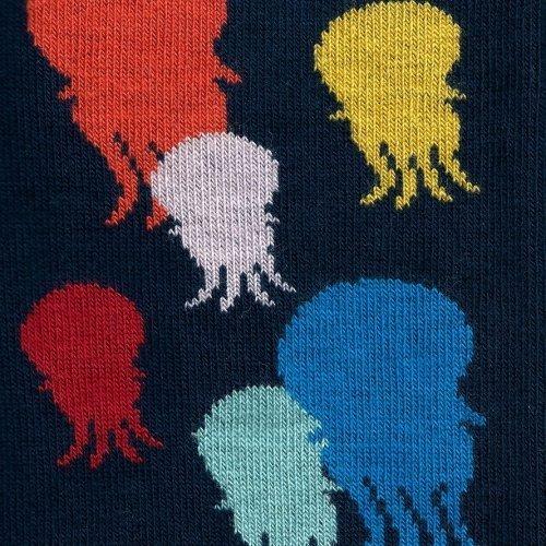 muster-socken-Oktopus-poulpes-fiction