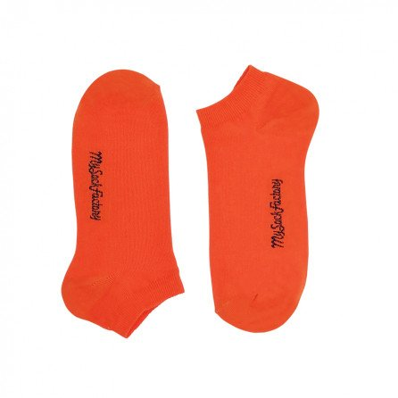 socquettes-orange-unies-mini-orange-clockwork-presentation-produit