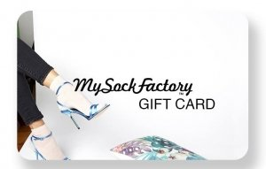 My Sock Factory Gift Card
